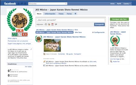 Facebook JKS México