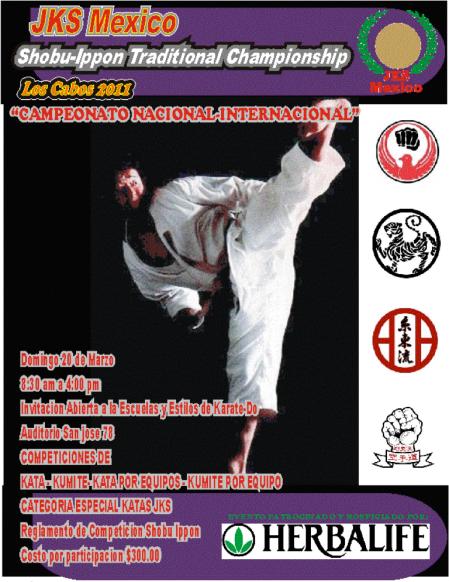 Torneo Nacional JKS 2011