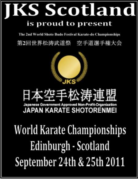Campeonato Mundial JKS Escocia - 2011