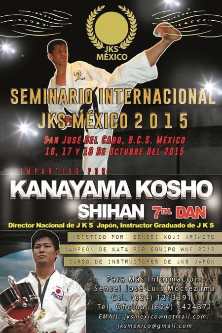 Seminario JKS México 2015