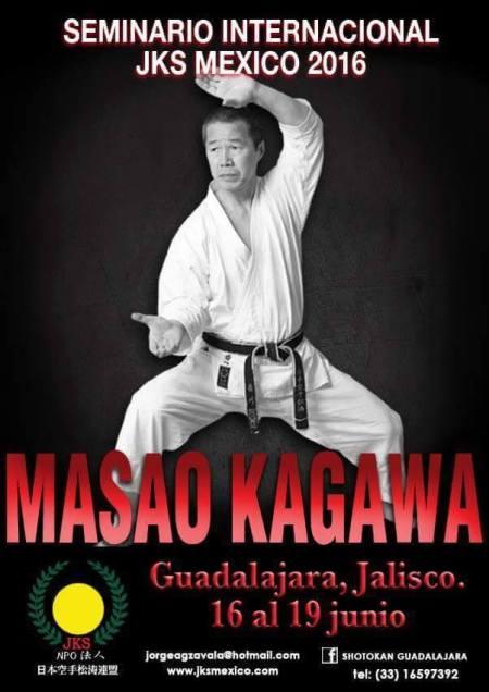 Masao Kagawa 2016_Jalisco